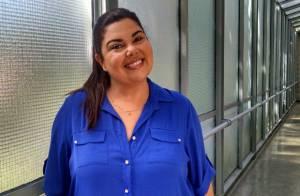 Fabiana Karla, do 'Medida Certa', fez pedido a nutricionista: 'Não corta o pão'