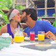 Deborah Secco e Hugo Moura já estão vivendo juntos