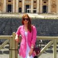 Marina Ruy Barbosa viajou pela Europa por 20 dias, onde visitou o Vaticano