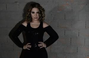 Wanessa exibe curvas com look sensual durante show em São Paulo