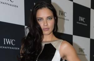 Adriana Lima, estrela da nova campanha da Victoria's Secrets, completa 32 anos