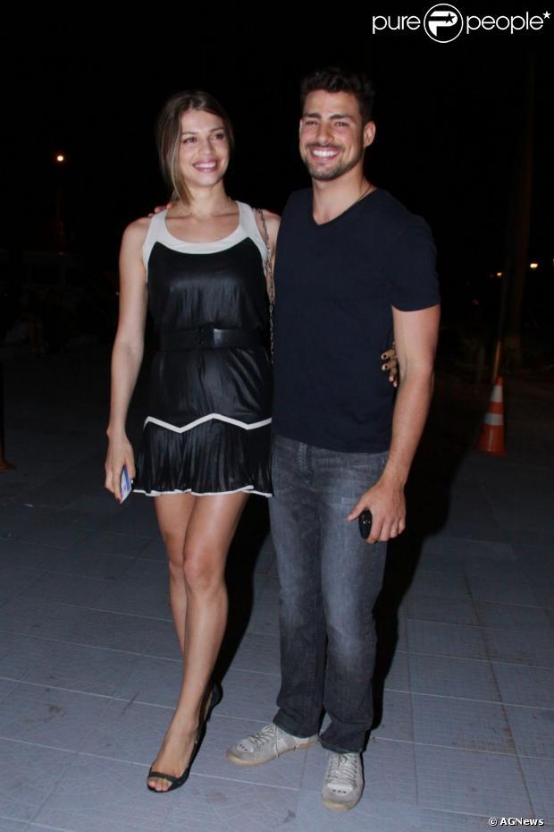 Grazi Massafera e Cauã Reymond se separam, em 11 de junho de 2013
