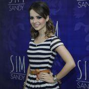 Sogra de Sandy desconhece gravidez da cantora: 'Eu não me meto, não sei de nada'