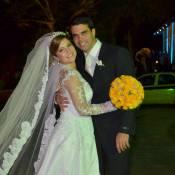 Bárbara Borges recebe famosos em seu casamento com Pedro Delfino no Rio