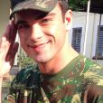 O último trabalho de Sidney Sampaio na TV foi em 'Salve Jorge' como o tenente Ciro