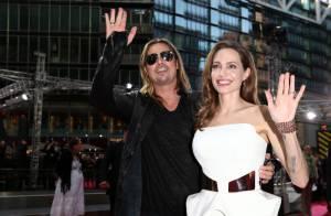 Brad Pitt fala sobre recuperação de Angelina após cirurgia: 'Ela está indo bem'