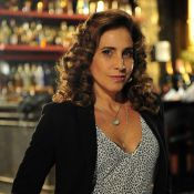 Totia Meirelles sobre surra em 'Salve Jorge': 'Wanda tem que se dar muito mal'