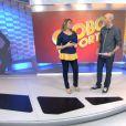 Fernanda Gentil assume apresentação do 'Globo Esporte' no Rio: 'Muito feliz'