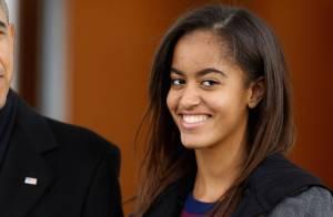 Filha mais velha de Barack Obama, Malia faz estágio com Lena Dunham em 'Girls'
