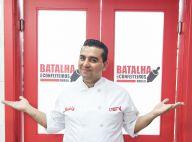 Buddy Valastro, o 'Cake Boss', começa a gravar reality show da Record em SP