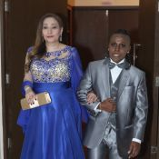 Sonia Abrão conduz noiva Neném ao altar em casamento com Thais Baptista. Fotos!