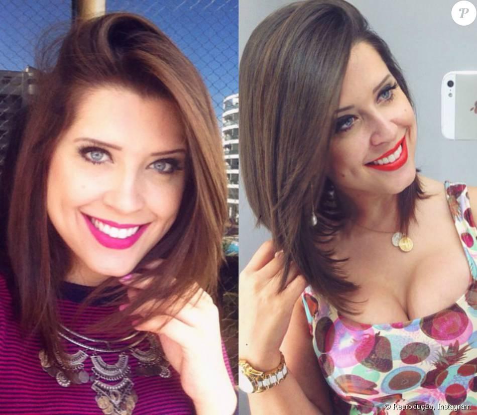 Andressa Ganacin, ex-participante do 'Big Brother Brasil ... Jennifer Aniston Instagram