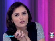 Monica Iozzi é criticada ao pedir que jovens deixem a música sertaneja 'de lado'