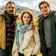 Depois de se recuperar, Felipe (Michel Noher) viajou com Júlia (Isabelle Drummond) e Miguel (Domingos Montagner) para a Patagônia, na novela 'Sete Vidas'