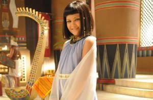 Xuxa parabeniza a sobrinha pela estreia em 'Os Dez Mandamentos': 'Torço muito'