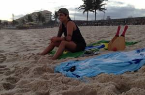 Thammy Miranda escreve desabafo após termino de namoro com Nilceia Oliveira
