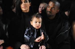 Kim Kardashian contrata personal trainer para a filha, North West, de 2 anos