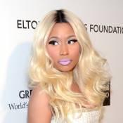 Nicki Minaj ganha anel cravejado de diamantes do noivo. Peça custa R$ 240 mil!