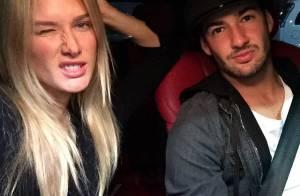 Fiorella Mattheis comenta futuro com Alexandre Pato: 'Sem pressa para casar'