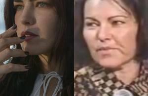 Mãe de Ana Paula Arósio evita comentar relação com a filha: 'Prefiro não falar'