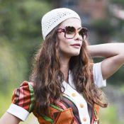 Veja fotos de Alinne Moraes como o grande amor de Tim Maia em filme