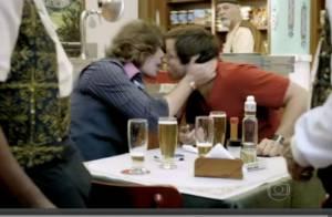 Fábio Assunção comenta beijo gay: 'Feliz em estar afinado no que valorizo'