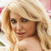 'Playboy' divulga fotos do ensaio nu de Antonia Fontenelle