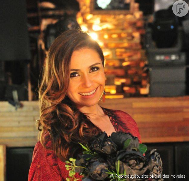 Os cachos de Giovanna Antonelli aparecem em 1º lugar no 'Top Ten' da preferência das telespectadoras da Globo em novembro de 2012