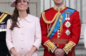 Veja curiosidades sobre a chegada do bebê de Kate Middleton e Príncipe William