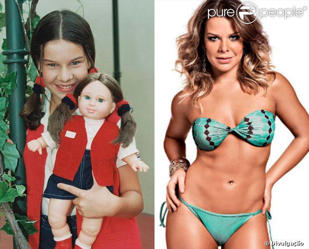 Fernanda Souza foi a personagem Mili, em 'Chiquititas'