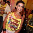 'Eu adoro fazer TV, mas não recebo mais convites', disse Lucélia Santos à revista 'Época' desta semana