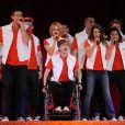 Cory Monteith era o protagonista da série 'Glee'
