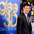 A única experiência de Cory Monteith no cinema foi no show documentário 'Glee 3D - The Concert Movie'