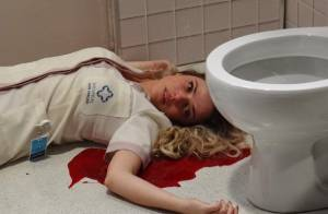 'Amor à Vida': Glauce (Leona Cavalli) mata Elenice no capítulo desta terça-feira