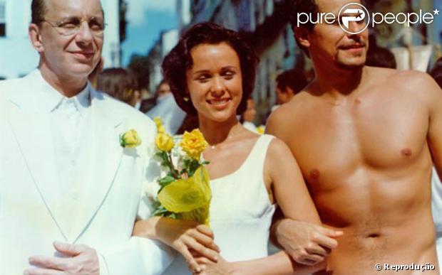 Dois Maridos  Teve Nu Masculino Na TV  Edson Celulari  O Vadinho