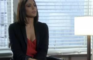 'Amor à Vida': Carol Castro comenta polêmica sobre conduta da advogada Silvia