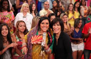 Gloria Pires sobre filhos: 'Se virarem homossexuais, quero que sejam felizes'