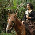 Ana Paula Arósio estrela o filme 'Anita e Garibaldi', rodado em 2005 e que será lançado em setembro