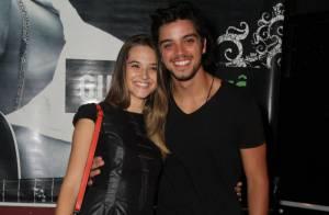 Juliana Paiva nega romance com Rodrigo Simas: 'Temos uma grande amizade'
