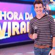 O programa 'Melhor do Brasil', de Rodrigo Faro, de voltar a ser exibido aos sábados, noticiou o jornal 'Diário de S. Paulo' nesta terça-feira, 06 de agosto de 2013