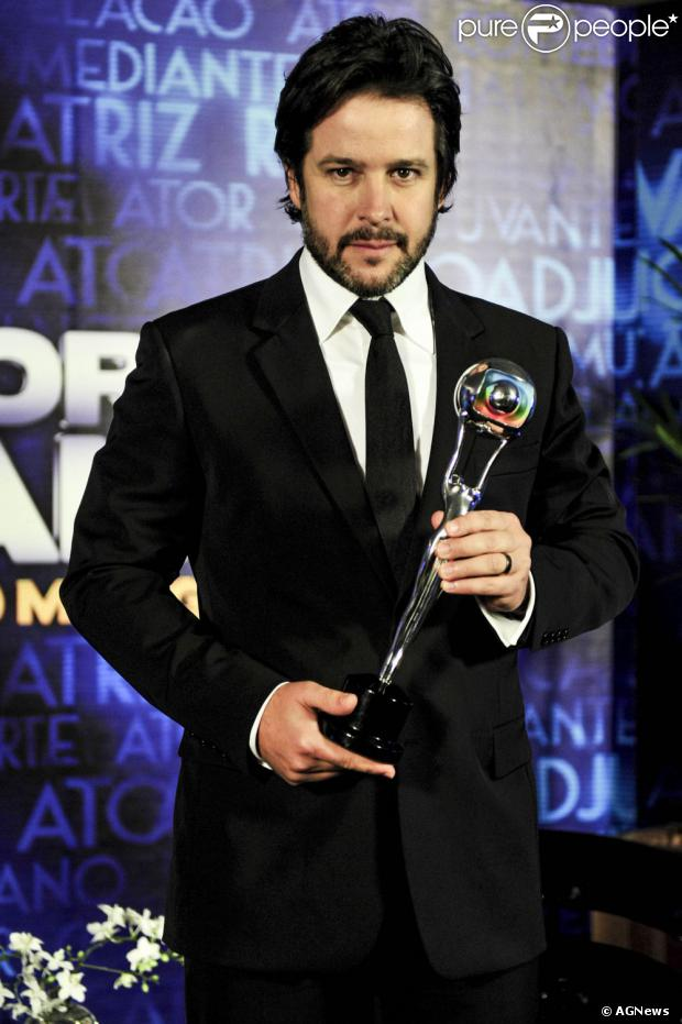 Murilo Benício já deu início as gravações da minisserie 'Amores Roubados'