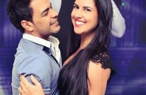 Após boatos de crise, Graciele Lacerda surge com Zezé Di Camargo em foto na web