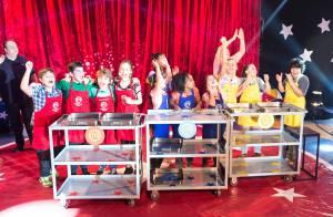 Paola Carosella dança com jurados do 'MasterChef Júnior' e conquista internautas