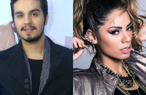 Luan Santana beijou Lexa após ter reatado namoro com Jade Magalhães, diz jornal