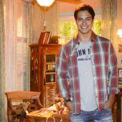 Raphael Viana sobre maldades em 'Flor do Caribe': 'Me deixa muito tenso'