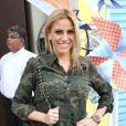 A produtora Daniela Zurita compareceu à festa de aniversário de Arthur, filho de Eliana e João Marcelo Bôscoli