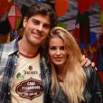 Yasmin é casada com o modelo Evandro Soldati