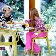 A atriz conta para Ana Maria Braga que se emociona muitas vezes com as cenas de Nicole, em 'Amor à Vida'