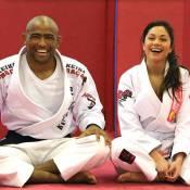 Maria Melilo está namorando seu professor de jiu-jítsu, diz jornal