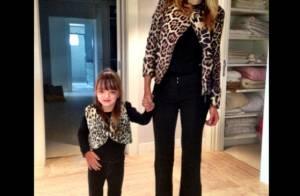 Pais e filhos como Ticiane Pinheiro e Rafa Justus aderem moda dos looks iguais